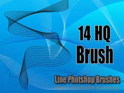 High-resolution PS brushes Rose curve