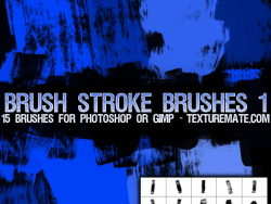 PS brush smear of high-definition